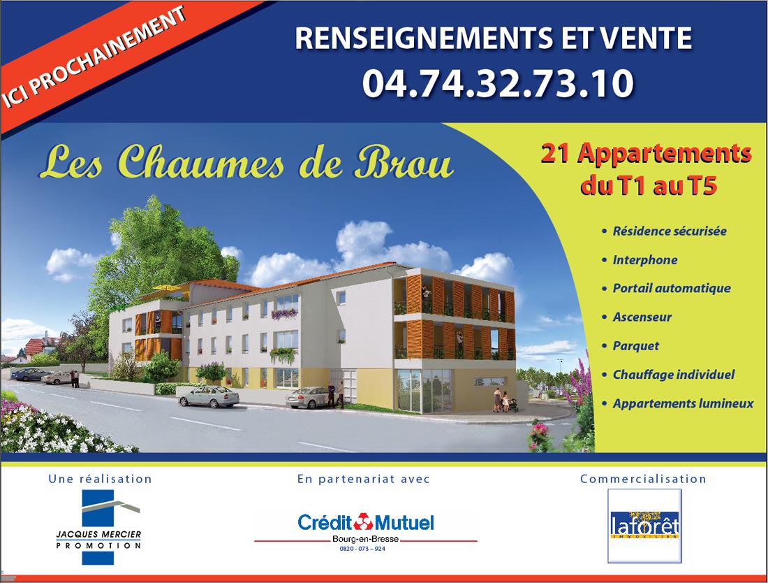 Les Chaumes de Brou Bourg-en-Bresse